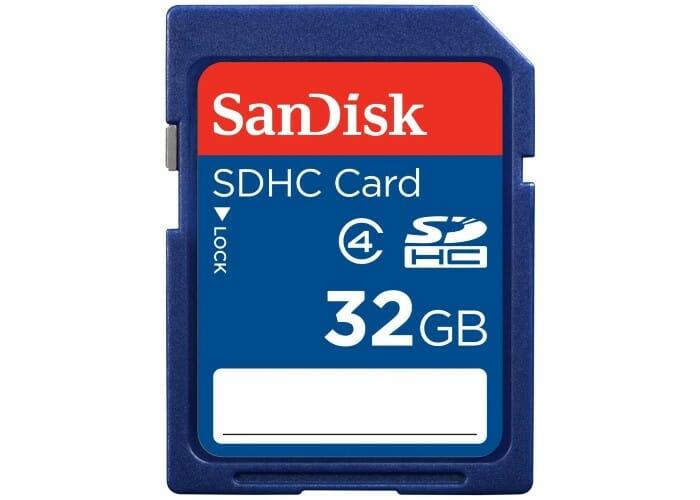 32GB SD Card