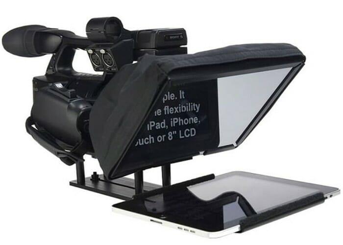 Ipad Teleprompter Kit