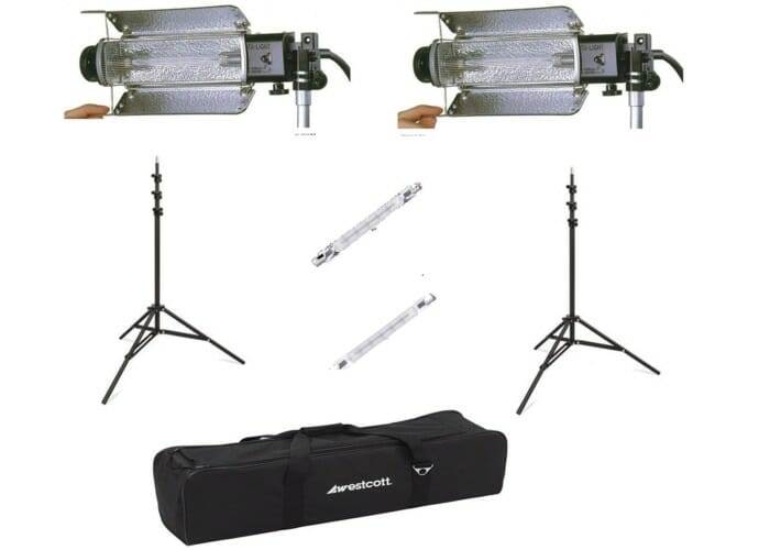 Lowel Lighting Kit