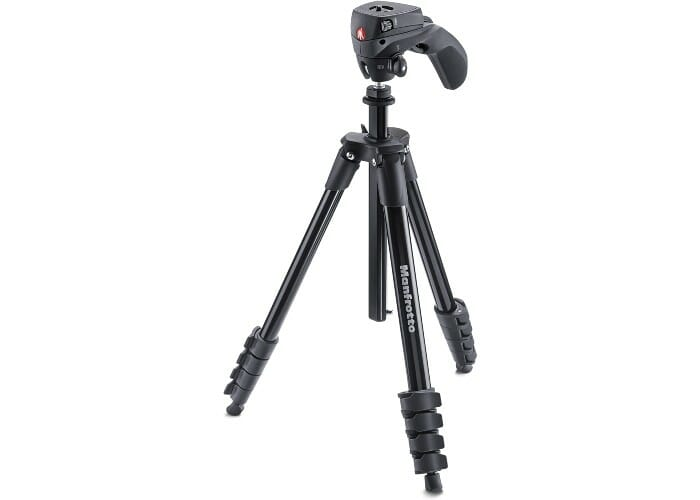 Manfratto Compact Action Tripod