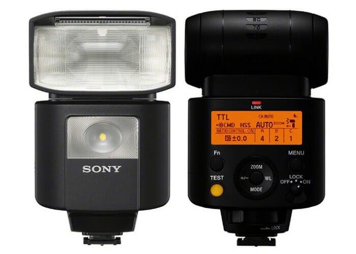 Sony Camera Mount Light